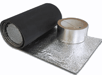 Aluminium-foil-faced-mass-loaded-vinyl-barrier-mlv-australia