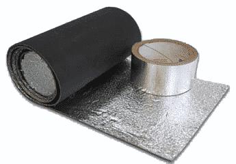Aluminium-foil-faced-mass-loaded-vinyl-barrier-mlv-australia